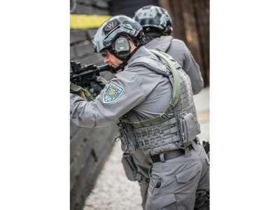 Рубашка тактическая 5.11 STRYKE™ TDU® LONG SLEEVE SHIRT, [019] Black, 5.11