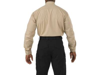 Сорочка тактична 5.11 STRYKE ™ TDU® LONG SLEEVE SHIRT, [162] TDU Khaki, 5.11 ®