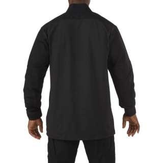 Сорочка тактична 5.11 Stryke ™ TDU® Rapid Long Sleeve Shirt, [019] Black, 5.11 ®