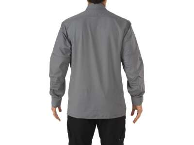 Сорочка тактична 5.11 Stryke ™ TDU® Rapid Long Sleeve Shirt, [092] Storm, 44140