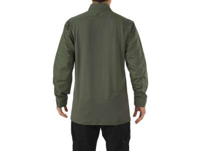Рубашка тактическая 5.11 Stryke™ TDU® Rapid Long Sleeve Shirt, [190] TDU Green, 5.11 Tactical®