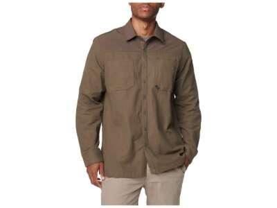 Сорочка тактична 5.11 Ascension Long Sleeve Shirt, Tundra, 44140