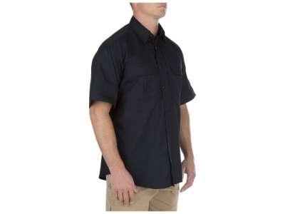 Рубашка тактическая 5.11 Taclite Pro Short Sleeve, [019] Black, 5.11