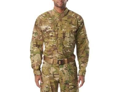 Рубашка тактическая 5.11 XPRT® MultiCam® Shirt, [169] Multicam, 5.11