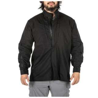 Сорочка тактична 5.11 XPRT® Long Sleeve Shirt, [019] Black, 5.11 ®