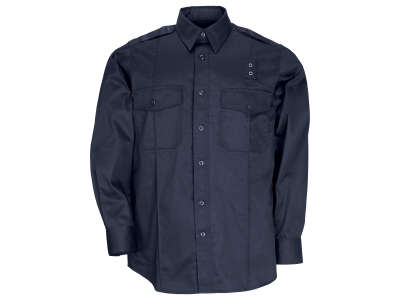 Сорочка тактична формений 5.11 Taclite PDU® Class-A Long Sleeve Shirt, 5.11 ®