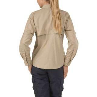 Сорочка тактична жіноча 5.11 Women's TACLITE® Pro Long Sleeve Shirt, [162] TDU Khaki, 5.11 ®