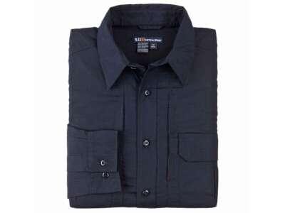 Сорочка тактична жіноча 5.11 Women's TACLITE® Pro Long Sleeve Shirt, [724] Dark Navy, 44140
