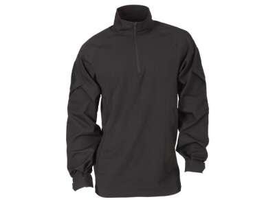 Рубашка тактическая под бронежилет 5.11 Rapid Assault Shirt, [019] Black, 5.11