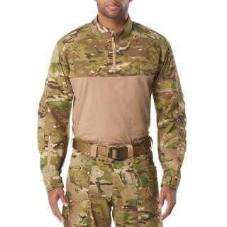 Сорочка тактична під бронежилет 5.11 XPRT® MultiCam® Rapid Shirt, [169] Multicam, 5.11 ®