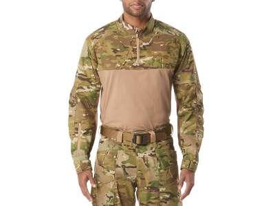 Сорочка тактична під бронежилет 5.11 XPRT® MultiCam® Rapid Shirt, 5.11 ®