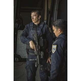 Сорочка тактична під бронежилет 5.11 XPRT® Rapid Shirt, [019] Black, 44140