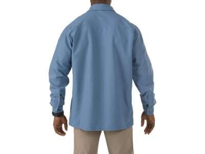 Рубашка тактическая с длинным рукавом 5.11 FREEDOM FLEX WOVEN SHIRT - LONG SLEEVE, [711] Bosun, 5.11