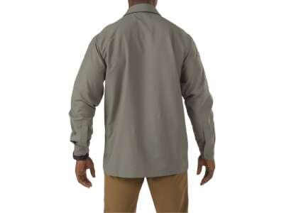 Рубашка тактическая с длинным рукавом 5.11 FREEDOM FLEX WOVEN SHIRT - LONG SLEEVE, [831] Sage Green, 5.11