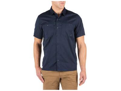 Сорочка тактична з коротким рукавом 5.11 Flex-Tac® Twill Short Sleeve Shirt, 5.11 ®