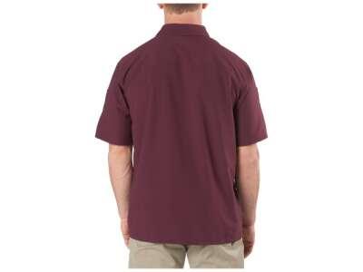 Рубашка тактическая с коротким рукавом 5.11 FREEDOM FLEX WOVEN S/S, [564] Napa, 5.11