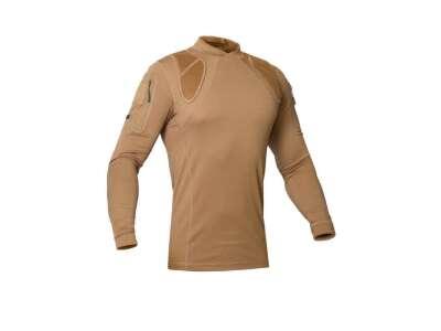 Рубашка тренировочная полевая FRS-DELTA (Frogman Range Shirt Polartec Delta), [1174] Coyote Brown, P1G