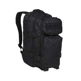Рюкзак Mil-Tec штурмовой Assault LazerCut (Black, 20 л.), Sturm Mil-Tec®