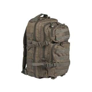 Рюкзак Mil-tec штурмовой Assault (Olive, 20 л), Sturm Mil-Tec®