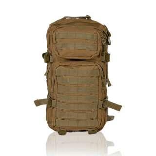 Рюкзак тактический ASSAULT S, [120] Coyote, Sturm Mil-Tec® Reenactment