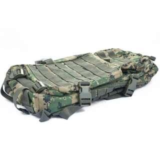 Рюкзак тактический ASSAULT S, [1204] Digital woodland (MARPAT), Sturm Mil-Tec® Reenactment