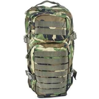 Рюкзак тактичний ASSAULT S, [1 358] Woodland, Mil-tec