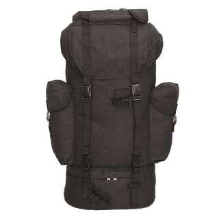 Рюкзак Mil-Tec Бундесвер 65л. (Black), Mil-tec