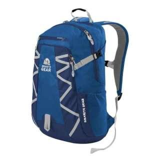 Рюкзак міський Granite Gear Manitou 28 Enamel Blue/Midnight Blue/Chromium, Granite Gear (USA)