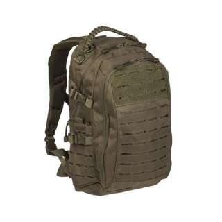 Рюкзак тактический LASER CUT MISSION PACK SMALL, [182] Olive, Sturm Mil-Tec® Reenactment