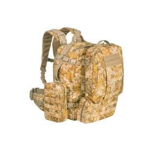 Рюкзак полевой 3-дневный LRPB-3D (Long Range Patrol Backpack-3Day), [1235] Камуфляж Жаба Степная, P1G-Tac®