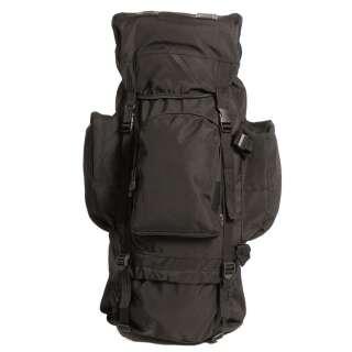 Рюкзак Mil-Tec Recon 88л. (Black), Sturm Mil-Tec®