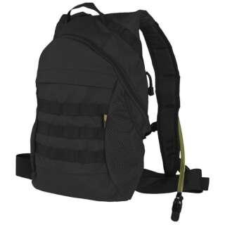 Рюкзак з гідросистемою 3,0 л MIL-TEC®, [019] Black, Mil-tec