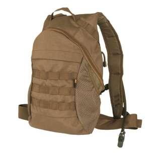 Рюкзак з гідросистемою 3,0 л MIL-TEC®, [120] Coyote, Mil-tec