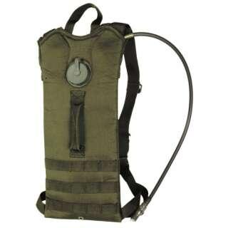 Рюкзак с гидросистемой BASIC WATER PACK WITH STRAPS (3 литра), [182] Olive, Sturm Mil-Tec®