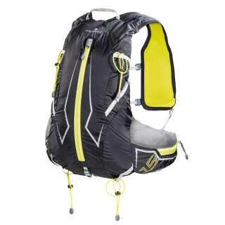 Рюкзак спортивный Ferrino X-Track 15 Black/Yellow, Ferrino (Italy)