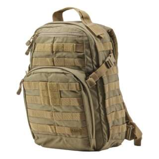 Рюкзак тактичний 5.11 RUSH 12 Backpack, [328] Sandstone, 44140