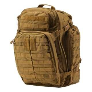 Рюкзак тактический 5.11 RUSH 72 Backpack, [131] Flat Dark Earth, 5.11