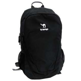 Рюкзак Tramp City-22 (чорний), TRAMP