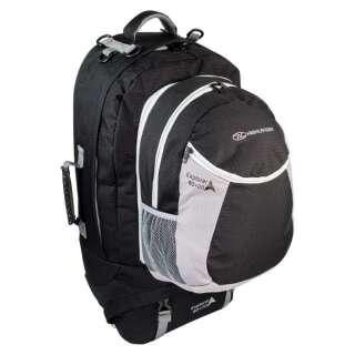 Рюкзак туристический Highlander Explorer Ruckcase 80+20 Black, Highlander (UK)