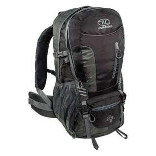 Рюкзак туристический Highlander Hiker 30 Black, Highlander (UK)