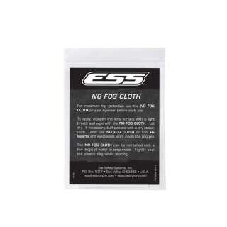 Салфетка серии ESS Reusable NO FOG Cloths, [999] Multi, ESS®