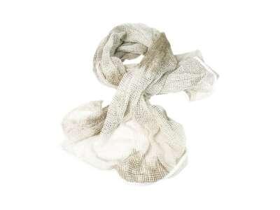 Сітка-шарф маскувальна (White), Mil-tec