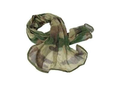 Сетка-шарф маскировочная, [1175] Французский камуфляж, Sturm Mil-Tec® Reenactment