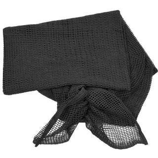 Шарф-сітка Mil-Tec (Black), Mil-tec