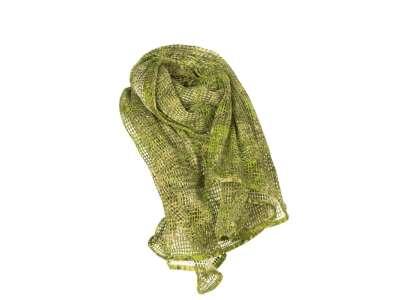 Сетка-шарф маскировочная FV (Frogman veil), [1234] Камуфляж Жаба Полевая, P1G-Tac®