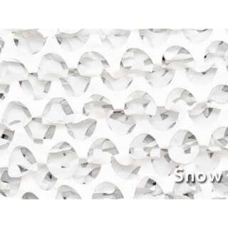 Сітка військова маскувальна (300x300), [010] White, Mil-tec