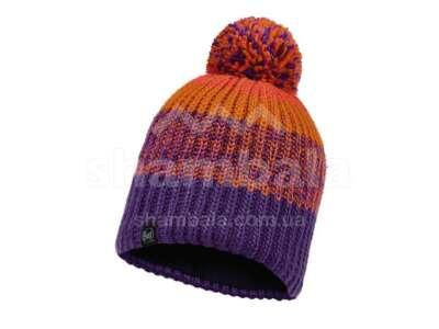 Шапка Buff Knitted & Fleece Band Hat Sibylla, Purple (BU 126473.605.10.00)