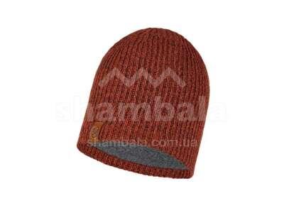 Шапка Buff Knitted & Full Fleece Hat Lyne, Rusty (BU 116032.404.10.00)