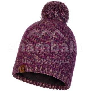 Шапка Buff Knitted & Polar Hat Agna, Violet (BU 117849.619.10.00)