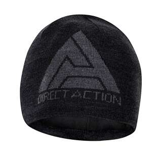 Шапка Direct Action Winter Beanie - Merino Wool/Acrylic, Black